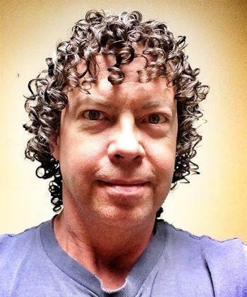 scott curly hair