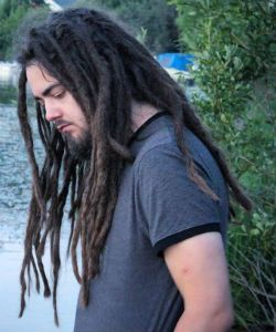 Want to Know How to Care for Dreadlocks? Ask This Guy...