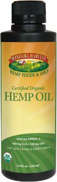 hemp oil for dry hair