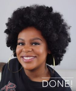 How To Create a Soft Bantu Knot-Out On 4B/C Hair