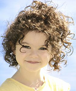 How to Teach Your Child to Care for Their Curly Hair