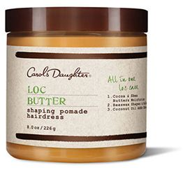 SHOP: Carol's Daughter Loc Butter (8 oz.)
