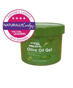 ampro olive oil gel