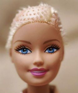 Chemo Hair Loss Barbie Helps Support the Cause