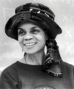Naturals Who Made History: Sonia Sanchez