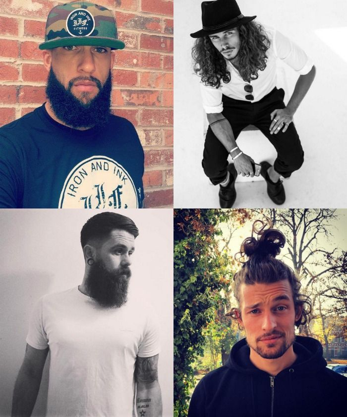 12 Bearded Babes To Start Following TODAY