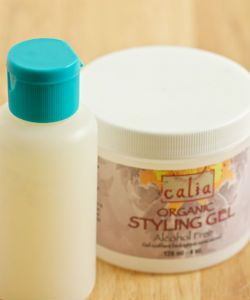 100% Natural DIY Strengthening Curl-Definer