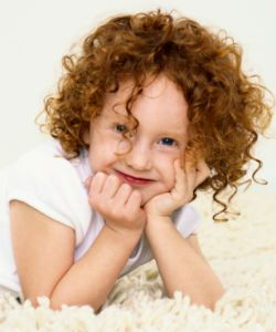 5 Cures for Curly Kid Bed-Head