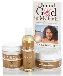 SHOP: HAIRiette Hair Kit Simple Soapless System