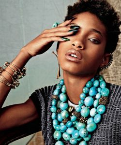 Willow Smith Gives Us (Another) Lesson In Self Confidence