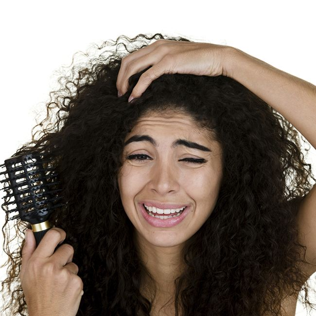 How To Detangle Matted Hair And Stop It From Happening Again