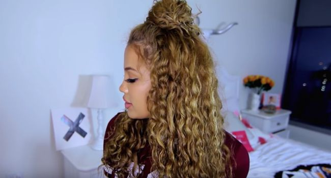 3 Romantic Curly Styles To Try This Valentine S Day