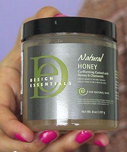 Design Essentials Natural Honey Curlforming Custard Review