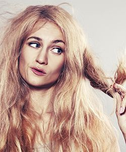 What Your Split Ends Say About You