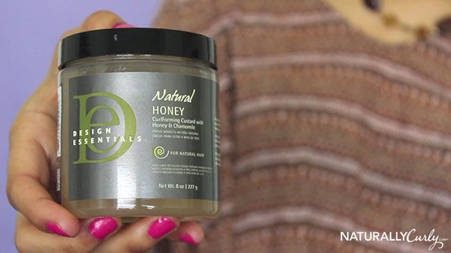 Design Essentials Natural Honey Curlforming Custard Review