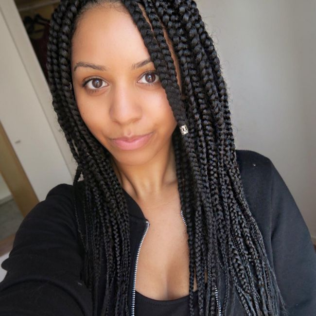 Before You Take Down Your Braids Read This