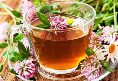 This Tea is Not Just Good for Menopause; It Could Help with Alopecia Too