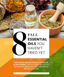 8 Fall Essential Oils You Haven't Tried Yet