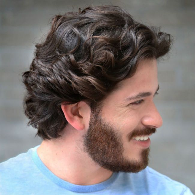 2 Ways To Style Men S Curly Hair That You Haven T Heard Of Yet Naturallycurly Com