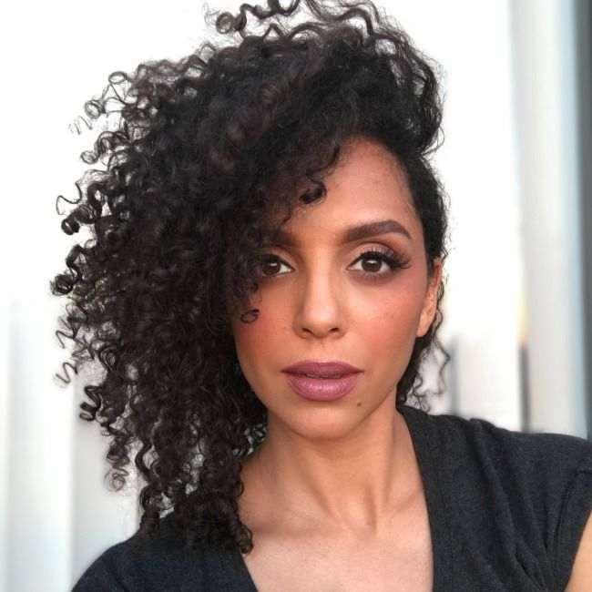 3 Ways To Change Your Part For A Different Look Naturallycurly Com