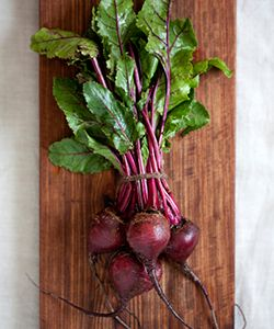 Beet Juice Temporary Hair Dye DIY