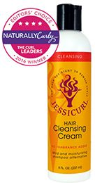 SHOP: Jessicurl Hair Cleansing Cream - No Fragrance (8 oz.)