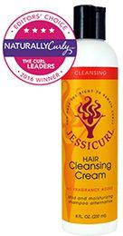 SHOP: Jessicurl Hair Cleansing Cream - No Fragrance (8 oz.)