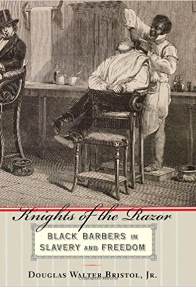 Front cover of Knights of the Razor