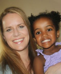 My Daughter's Skin & Hair Are Different From Mine...