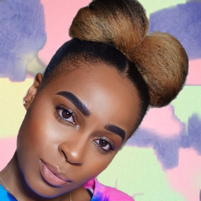 How To Slick Edges On Natural Hair
