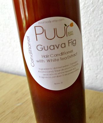 purrbody guava fig and avocado oil conditioner