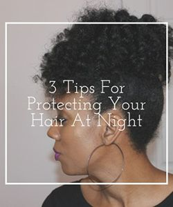 How to Preserve Your Edges While You Sleep