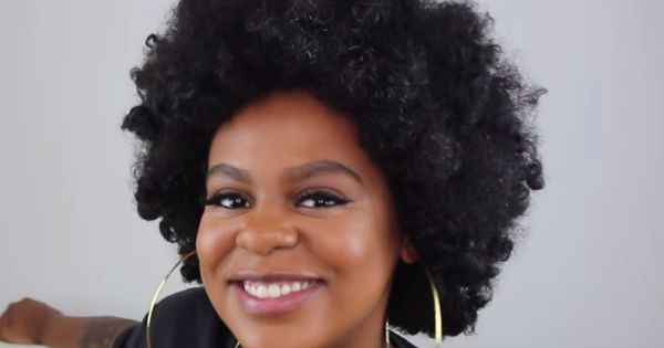 How To Create A Soft Bantu Knot Out On 4b C Hair Naturallycurly Com