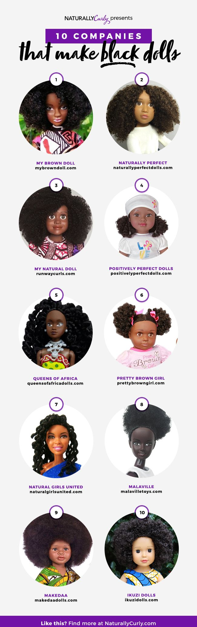 """Only ONE left!! 12/"""" Black Ethnic Doll with Soft Afro Hair"""