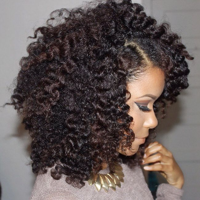 amazing twist out