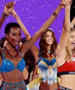 Why Having Natural Hair on the Victoria's Secret Runway Matters