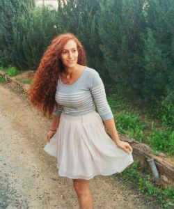 World Of Curls: Ayana from Israel's Long Hair Tips