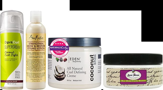 5 Best Styling Creams For Coily Type 4 Afro Textured Hair Naturallycurly Com