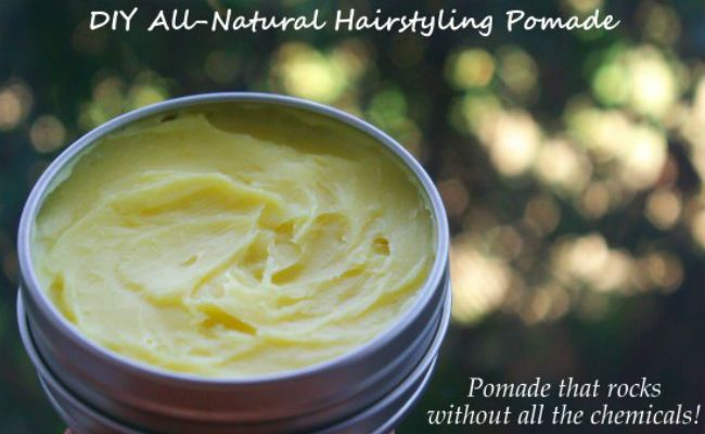 diy hipp homemaker pomade