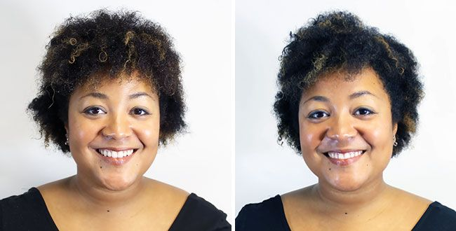 You May Have Seen Before And After Photos Where The Is Curly Stick Straight Know Ones For Women Who Dislike Their Curls