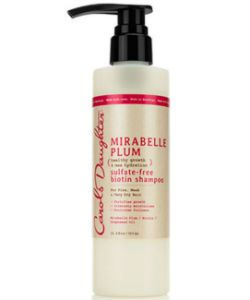 Carol's Daughter Mirabelle Plum Line Review for Wavy Curly Hair