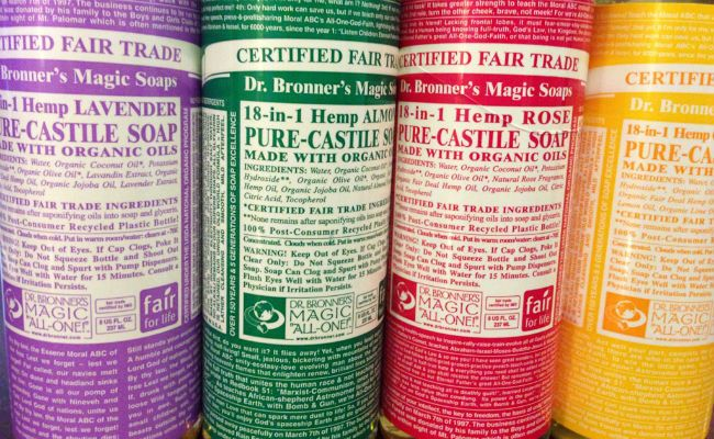 Can Castile Soap Replace Your Shampoo? | NaturallyCurly com