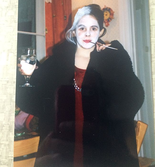 Grace as Cruella