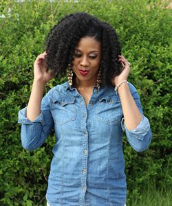 6 Things I Accepted About My Natural Hair