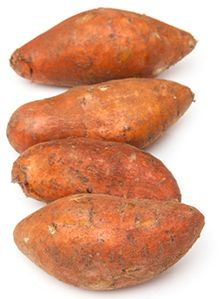 Losing a Scary Amount of Hair? Try Sweet Potato