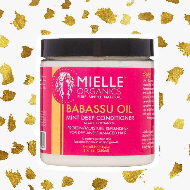 mielle organics babassu oil deep conditioner