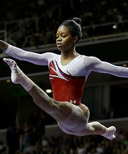 Twitter Trolls Keep Bullying Gabby Douglas' Hair