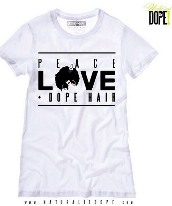 natural is dope merchandise