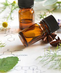 DIY Herbal Oil Hair Treatment