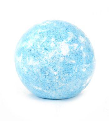 snowflake bath soap